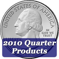 2010 National Park Quarter Products