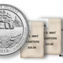 2018 Apostle Islands Quarters for Wisconsin in Rolls and Bags