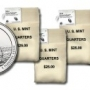 Arches National Park Quarters in Rolls and Bags