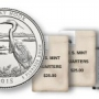 2015 Bombay Hook Quarters in Rolls and Bags