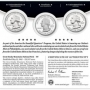 Arches National Park Quarters Three-Coin Set