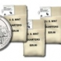 Everglades National Park Quarters in Rolls and Bags