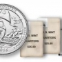 2016 Fort Moultrie Quarters for South Carolina in Rolls and Bags