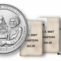 2017 Frederick Douglass Quarters for DC in Rolls and Bags