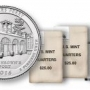 2016 Harpers Ferry Quarters for West Virginia in Rolls and Bags