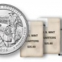 2016 Theodore Roosevelt Quarters for North Dakota in Rolls and Bags