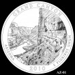 Grand Canyon Park Quarter Design AZ-01 (Click to Enlarge)