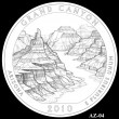 Grand Canyon Park Quarter Design AZ-04 (Click to Enlarge)
