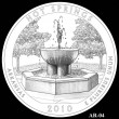 Hot Springs Park Quarter Design AR-04 (Click to Enlarge)