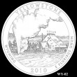 Yellowstone Park Quarter Design WY-02 (Click to Enlarge)
