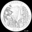 Yosemite Park Quarter Design CA-02 (Click to Enlarge)