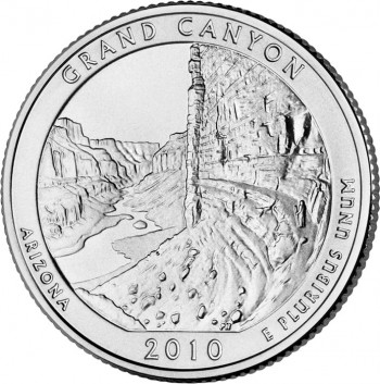 Grand Canyon National Park Quarter