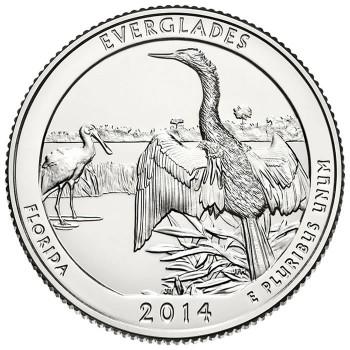Everglades National Park Quarter