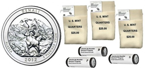Denali National Park Quarters, bags, and rolls