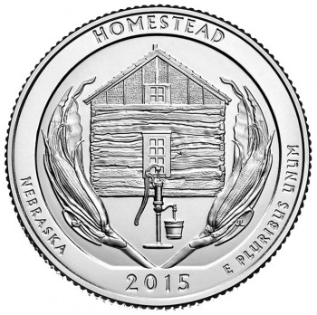 Homestead National Monument Quarter